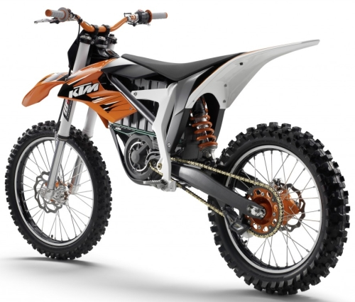 KTM Freeride OffRoad 2010, Orange