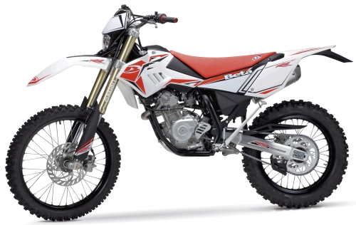 BETA RR 125 4T LC 2010, Weiss