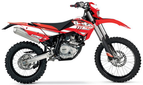 BETA RR 125 4T LC 2016, Rot