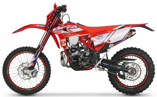 BETA RR 300 2T Racing 2016, Rot