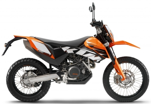 ktm lc4 690 enduro 2010 orange. Black Bedroom Furniture Sets. Home Design Ideas