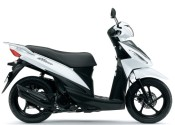 SUZUKI UK 110 NE Address 2016